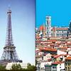 सौंदर्य और शौर्य के देश फ्रांस व इटली