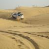 रेत के समंदर में सफारी